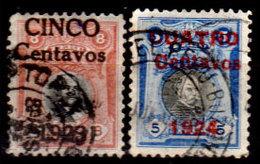 Peru-0053 - Emissione 1923-1924 (o) Usato - Senza Difetti Occulti. - Perú