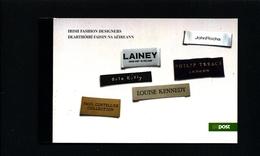 IRELAND/EIRE - 2010  IRISH FASHION DESIGNERS  PRESTIGE BOOKLET  MINT NH - Libretti