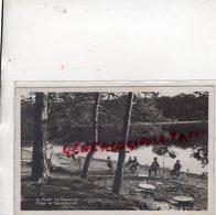 03-  FORET DE TRONCAIS- PLAGE DE SAINT BONNET - CARTE PHOTO GUIDAULT LIBRAIRIE CERILLY N° 18 -  1941 - Autres Communes