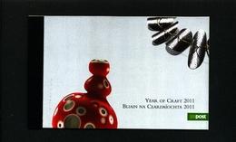 IRELAND/EIRE - 2011  YEAR OF CRAFT  PRESTIGE BOOKLET  MINT NH - Libretti