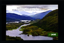 IRELAND/EIRE - 2011  IRELAND'S NATIONAL PARKS  PRESTIGE BOOKLET  MINT NH - Libretti
