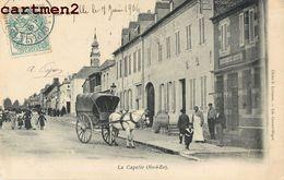 LA CAPELLE ATTELAGE DILIGENCE 02 - France