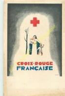 CROIX ROUGE FRANCAISE . - Ansichtskarten