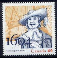 CANADA - 2086** - PIERRE DUGUA DE MONS - Unused Stamps