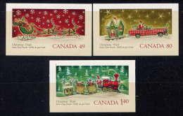 CANADA - 2106/2108** - NOËL - Unused Stamps