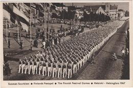 Helsinki - Finlands Festspel - The Finnish Festival Games 1947 - Finland