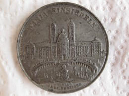 Suisse Médaille MARIA EINSIEDELN - VERLAG BENZIGER Par Drentwett - Jetons En Medailles
