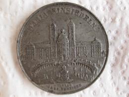 Suisse Médaille MARIA EINSIEDELN - VERLAG BENZIGER Par Drentwett - Unclassified
