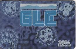 BELGIUM - GLC Casino, Recharge Card, Used - Casino Cards