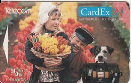NEW ZEALAND(GPT) - CardEx 94, CN : ADCB, Tirage 22500, Used - New Zealand
