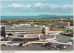 Dublin Airport, Ireland - & Airplane, Airport - Dublin
