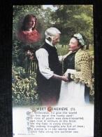 Sweet Genevieve - Song Cards (3) - Muziek