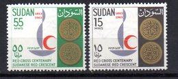 Serie Nº 160/1 Sudan - Sudan (1954-...)
