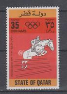 QATAR 1976 OLYMPIC GAMES HORSE JUMPING RIDING EQUESTRIAN - Reitsport