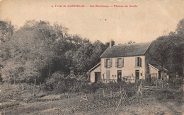 Forêt De Carnelle Maison Du Garde Thème Bois - Autres Communes