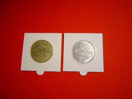 LOT PIECES 1.5 ET 3 EURO TEMPORAIRE VILLE DE FAYENCE - Euros Of The Cities