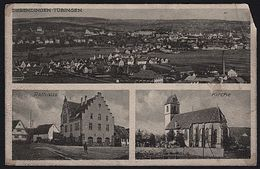(1972) Derendingen Tübingen Mehrbildkarte (C-3) - Otros