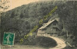88. Ballon D'Alsace .  Le Chalet Bonaparte . - France