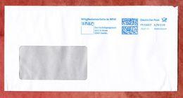 Brief, FRANKIT Francotyp-Postalia 3D060.., ADAC NRW, 70 C, 2017 (53316) - [7] Repubblica Federale