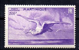 Sello Nº A-15  Martinica. - Unclassified