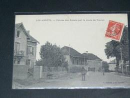 LES ABRETS   1910 /     RUE  .....  EDITEUR - Les Abrets