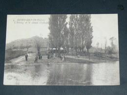 AZIEU GENAS  / ARDT LYON  1920 /   VUE    .....  EDITEUR - Autres Communes