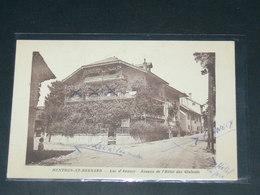 MENTHON SAINT BERNARD  / ARDT Annecy    1920 /   VUE  HOTEL    .....  EDITEUR - Autres Communes