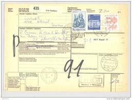 Bulletin D'Expédition - Schweiz / Suisse - Cachet  Stallikon- 78 - Aff. 7.20Fr - Brieven En Documenten