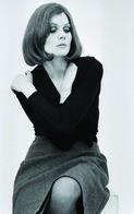 French Françoise Dorléac   Actress PIN UP PHOTO Postcard - Publisher RWP 2003 (03) - Mujeres Famosas