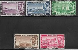 Ethiopia, Scott # 391-5 MNH Federation Of Ethiopia And Eritrea Anniv., 1962 - Ethiopia