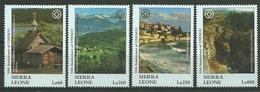 1997 Sierra Leone Unesco MNH Stamps - P1298 - Sierra Leone (1961-...)