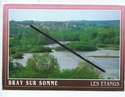 CPM - Bray Sur Somme - Les Etangs   -(80340 Picardie Somme) - Vue Des Etangs - Studio Pierre Vast - Bray Sur Somme