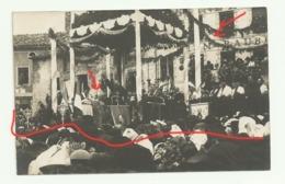 PRADELLES Carte Photo 4è Centenaire - 7 Juillet 1912 3 Scans - Other Municipalities