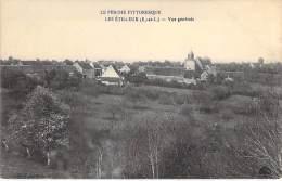 28 - LES ETILLEUX : Vue Générale - CPA - Eure Et Loire ( Perche ) - France