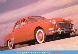 Renault Frégate Transfluid  -  1957  -  CPM - Voitures De Tourisme