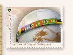 Portugal ** & VIII Centuries Of Portuguese Language 2014 - Stamps