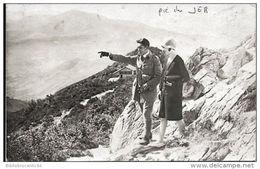 D65 - CPA PHOTOGRAPHIE REELLE Prise Au PIC DU GER (LOURDES) - Lourdes
