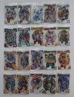 Shinra Bansho ( Chocolate ) : 20 Japanese Trading Cards - Trading Cards