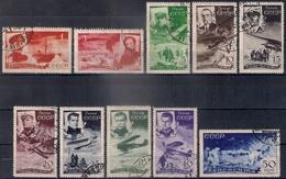 Russia 1935, Michel Nr 499-508, Used - 1923-1991 USSR