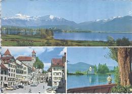 Rapperswil - Mehrbild (3)  -   (V-3-468 - SG St. Gallen