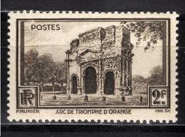 FRANCE 1938 -  Y.T. N° 389 - NEUF* - Unused Stamps