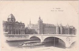 F75-086 PARIS - Pont Au Change - Bridges