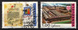 VENEZUELA - 1969 - SVILUPPO INDUSTRIALE - USATI - Venezuela