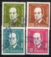 VENEZUELA - 1964 - PEDRO GUAL - STATISTA - USATI - Venezuela
