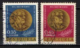 VENEZUELA - 1963 - DR. LUIS RAZETTI - FISICO - USATI - Venezuela