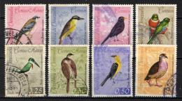 VENEZUELA - 1962 - UCCELLI -BIRDS - USATI - Venezuela