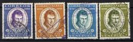 VENEZUELA - 1959 - ALEXANDER VON HUMBOLDT - USATI - Venezuela