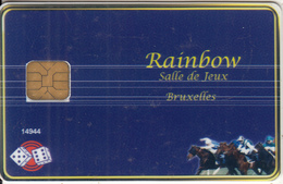 BELGIUM - Rainbow Casino, Member Card, Used - Gift Cards