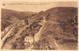 LA ROCHE-en-ARDENNE - Vue De Dester Et Chapelle Sainte-Marguerite - La-Roche-en-Ardenne