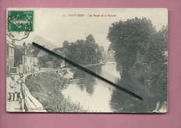 CPA   -  Pont Remy  -  Les Bords De La Somme - France